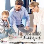 Authority, Discipline and Respect