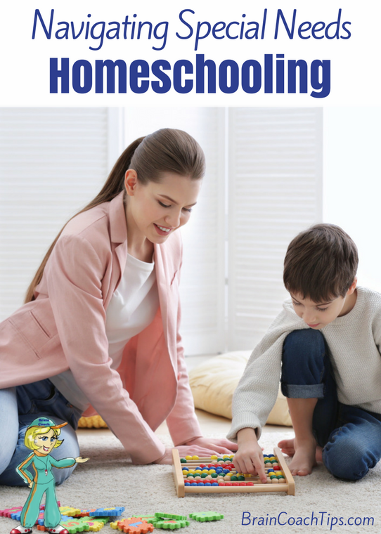 Navigating Special Needs Homeschooling
