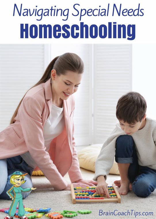 Navigating Special Needs Homeschooling