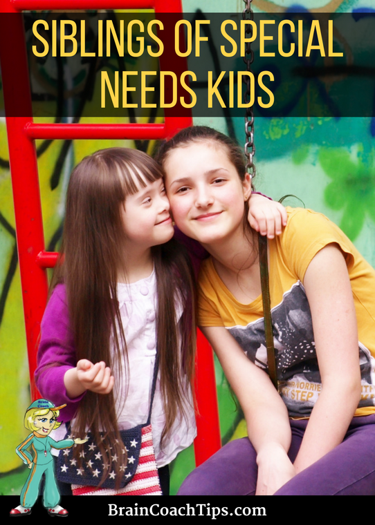 Siblings of Special Needs Kids - with Dr. Jan Bedell, The Brain Coach