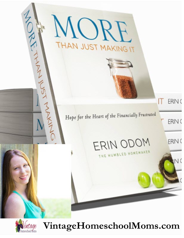 Erin Odom Author| Today Felice Gerwitz interviews Erin Odom, author, and homeschool mom. She shares her family's personal struggle.