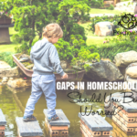 Worried about gaps in homeschooling?