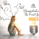 Goals First Year Homeschooling