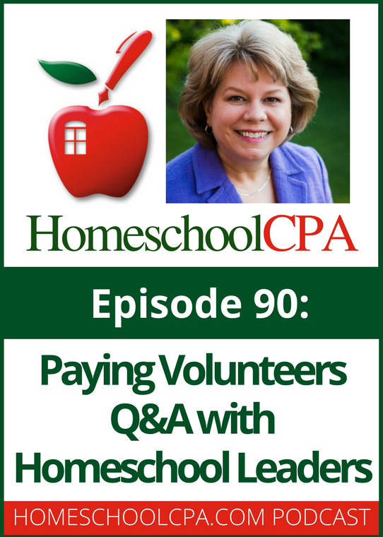 Paying Volunteers Q&A with Homeschool Leaders