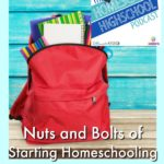 HSHSP Ep 74: Nuts and Bolts of Starting Homeschooling in Highschool