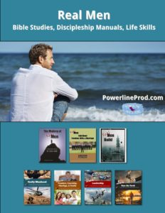 Real Men Books by Powerline Productions, Inc.