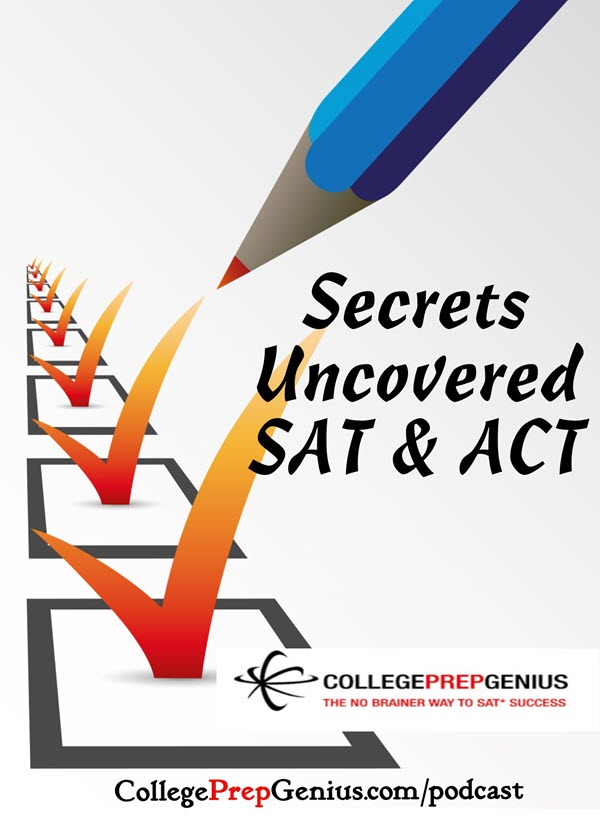 Secrets Uncovered SAT and ACT