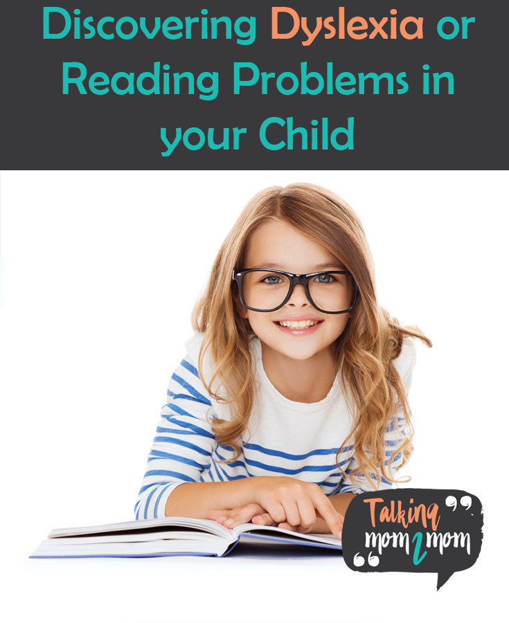 Discovering Dyslexia and Reading Issues in Your Child