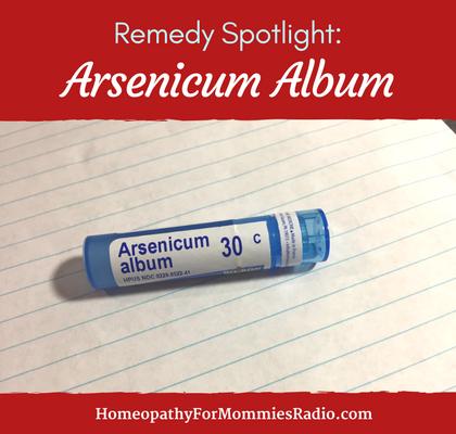 Remedy Spotlight: Arsenicum Album - Ultimate Homeschool