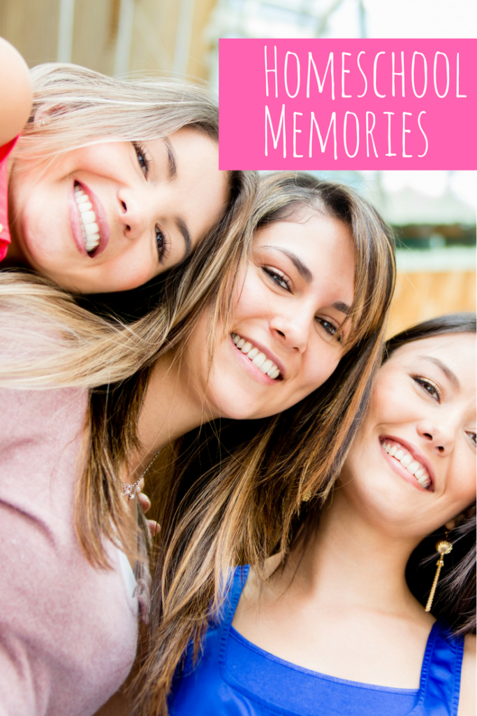 Homeschool Memories and Giveaway