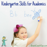 Kindergarten Skills for Academics