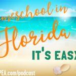 Homeschool in Florida: It's Easy!