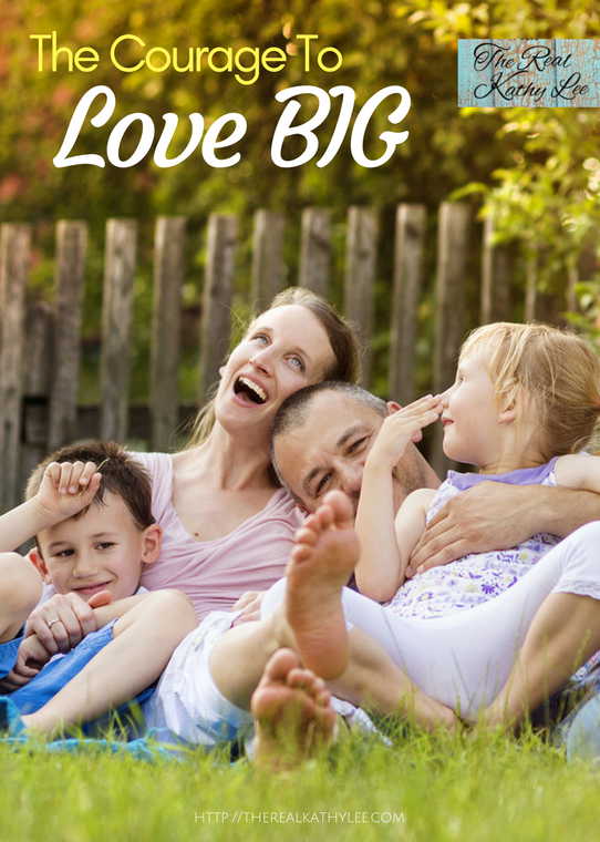 The Courage to Love Big with The Real Kathy Lee