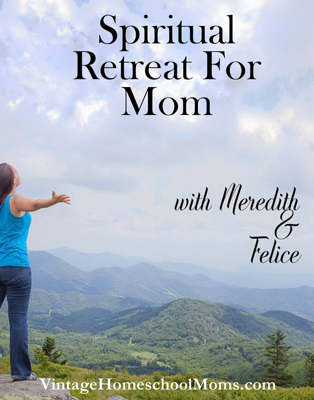 spiritual retreat | As a young mom, Meredith yearned for a spiritual retreat alone, just her and God.