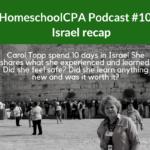 Israel Recap