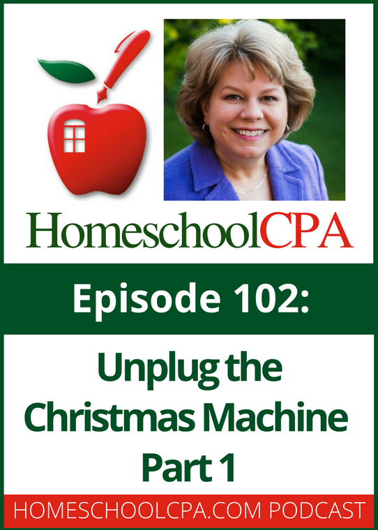 Unplug the Christmas Machine Part 1