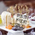 healthy holiday snacks