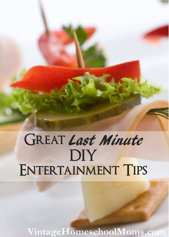 Last Minute DIY Entertainment Tips | In this episode, I share my favorite last minute DIY entertainment tips with you. The best thing? #Homeschool #homeschooling #podcast #diyentertainment