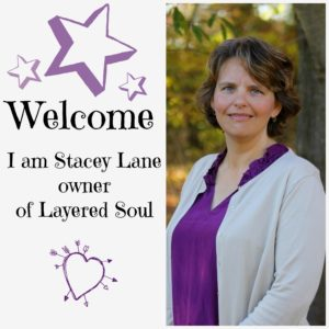 Stacey Lane from LayeredSoul.com