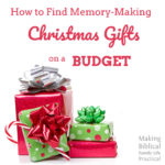 Gift Buying on a Budget – MBFLP 188