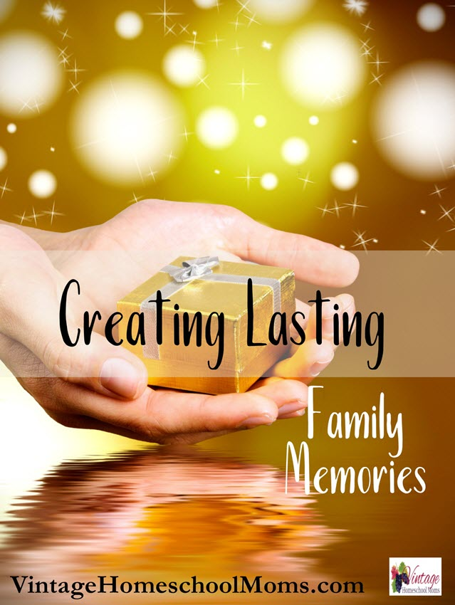 Creating Lasting Holiday Memories | Creating lasting holiday memories is easier than you think. Do you want to create that Norman Rockwell feeling when you think about Christmas? #Homeschool #homeschooling #podcast #family