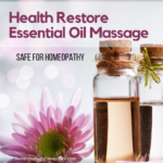 Health Restore Essential Oil Massage