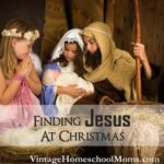 Finding Jesus at Christmas