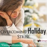 Overcome Holiday Stress