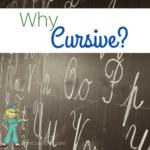 Why Cursive?