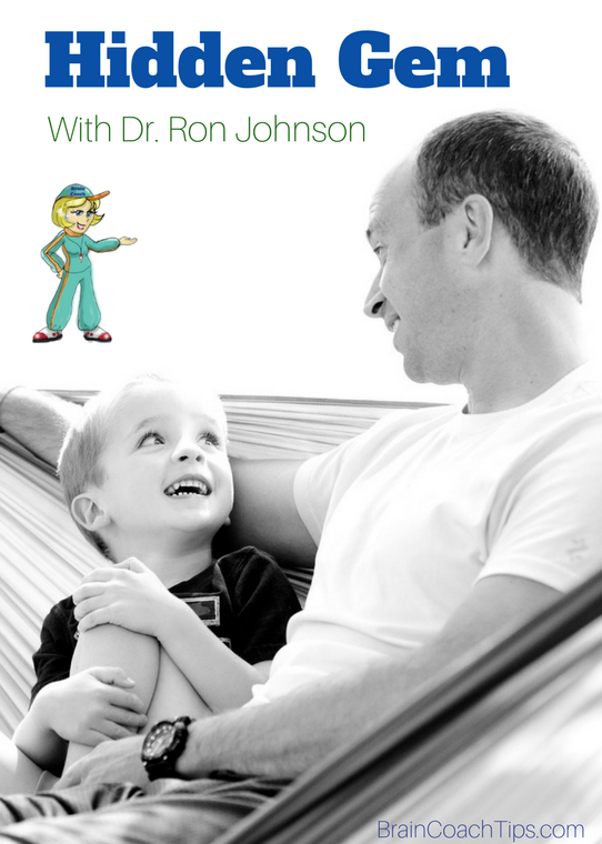 Hidden Gem with Dr. Ron Johnson and Brain Coach Tips