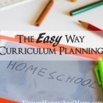 Easy Way Curriculum Planning