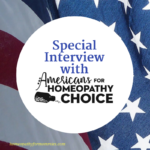 Special Interview with Americans for Homeopathy Choice