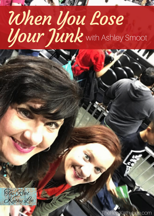 When You Lose Your Junk - with Ashley Smoot and the Real Kathy Lee