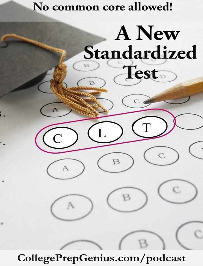 CLT Standardized Test