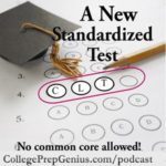 CLT Standardized Test
