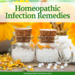 Homeopathic Infection Remedies