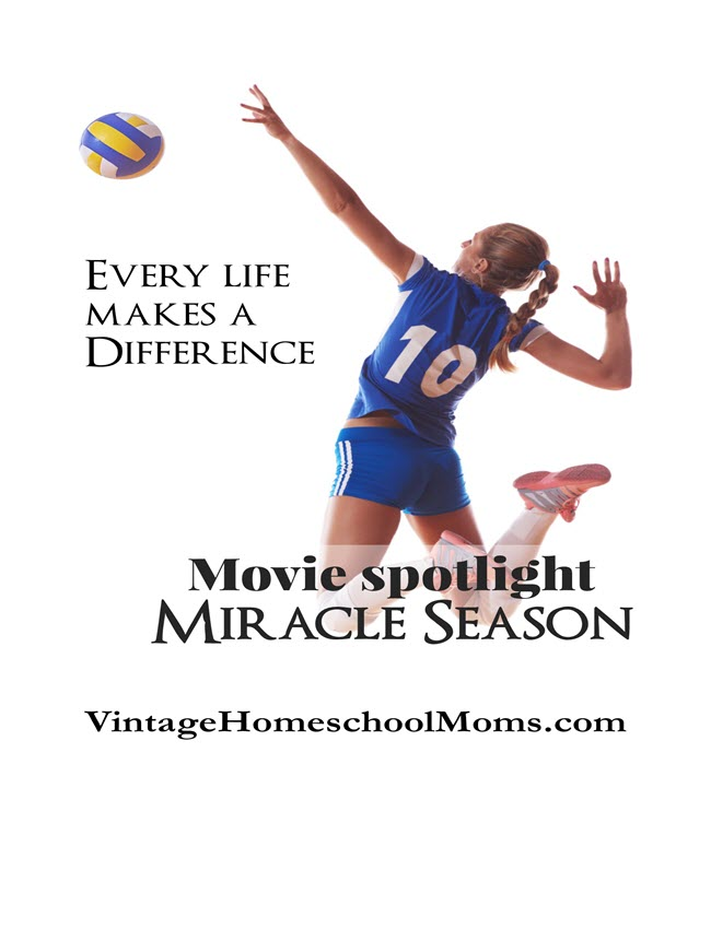 movie spotlight miracle season | A movie spotlight: Miracle Season – this is an unusual undertaking for me, but it's been a long time since a movie has impacted me in this way. #Homeschool #homeschooling #podcast #MiracleSeason
