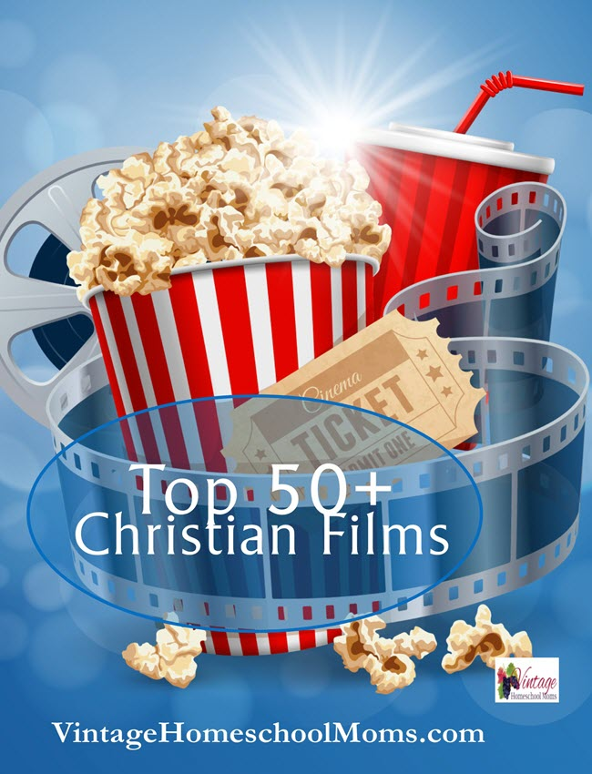 top 50 Christian films | In this episode of the top 50 Christian Films, I explore past favorites along with some new and promising film companies who are currently making Christian movies into mainstream theatres. #Homeschool #homeschooling #podcast #ChristianFilms
