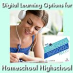 HSHSP Ep 105: Digital Learning Options for Homeschool Highschool Why use digital learning with your homeschool highschoolers? It's cool! It's available! We can use digital resources because these days, in homeschool high school, parents are not teachers as much as they are resource managers. We gather the best resources we can get and make them available to our teens, so that they can learn. We provide: Safety net if they need help Check ins Accountability Usually, grading and credit-assignment Digital Textbooks (like 7SistersHomeschool.com's curriculum) 7Sisters provides curriculum in: Electives and Career Exploration Social Sciences Financial Literacy Literature Study Guides Writing Guides Speech and Drama Spiritual Support and Apologetics All of 7Sisters' curriculum: Is editable (btw- if you have an old uneditable version of a 7Sisters textbook and would like to update to editable, contact us at info@7SistersHomeschool.com for a FREE update) Is readable on tablets or laptops, desktops OR Can be printed out Can be saved on the various devices if you have several teens using it and mom can grade on her device We also have our very popular, truly interactive courses like 7Sisters' Financial Literacy from a Christian Perspective, that includes google research and online simulations, creating their own budgets and financial planning, Online classes (we are not affiliates for any of these, btw). Live or recorded. Here are a few: Currclick.com Dreaming Spires Homelearning Mr. D Math Music In Our Homeschool (check out the freebies) Potter's School PA Homeschoolers AP Courses Stanford Online High School for gifted and talented teens Need help grading? There are resources like: Grammarly.com or hire tutors if you don't feel competent MOOCs (Massive Open Online Courses). These are awesome courses from universities like MIT, UC Berkeley and more. Teens don't usually get course credit, so they should log hours. Some will grade and score if you pay a little. Here are a couple of them the providers: EdX Coursera Through companies like Audible: Great Courses (Teaching Company) (Be sure to log hours to earn the credit) Dual Credit online from local college Be sure your homeschool highschoolers are ready to do college-level work (at a college pace) because their grade stays with them through the rest of their college years. Some courses transfer and some don't. Ask the college that your teens will be transferring to. Remember: Ask questions! Join Sabrina and Vicki for a fun chat about digital learning. In the meantime, check out these posts: HSHSP Ep 105: Digital Learning Options for Homeschool Highschool