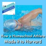 HSHSP Ep 107 How a Homeschool Athlete made it to Harvard