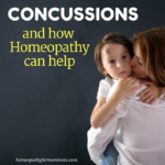 Concussions and How Homeopathy Can Help