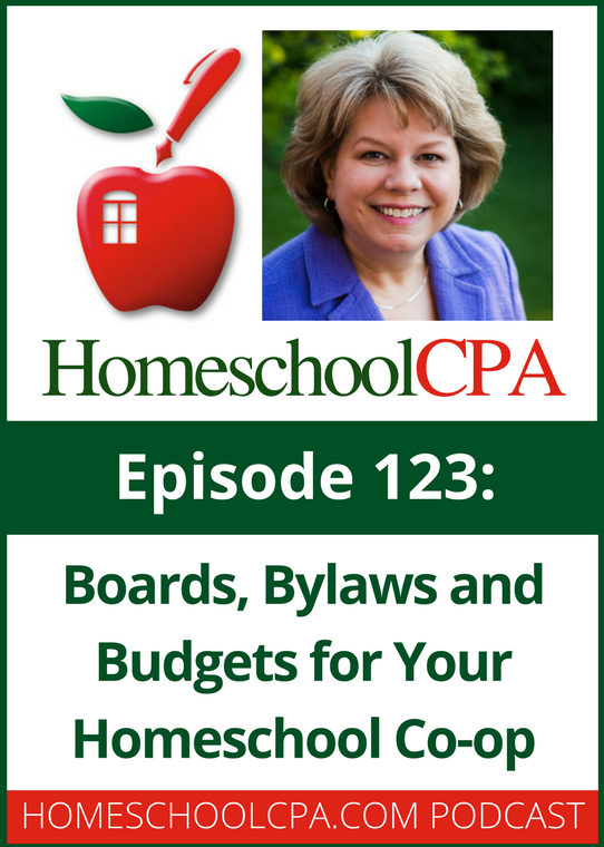 Boards, Bylaws and Budgets for Your Homeschool Co-op