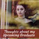 Thoughts about my Upcoming Graduate