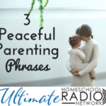 Peaceful Parenting Phrases