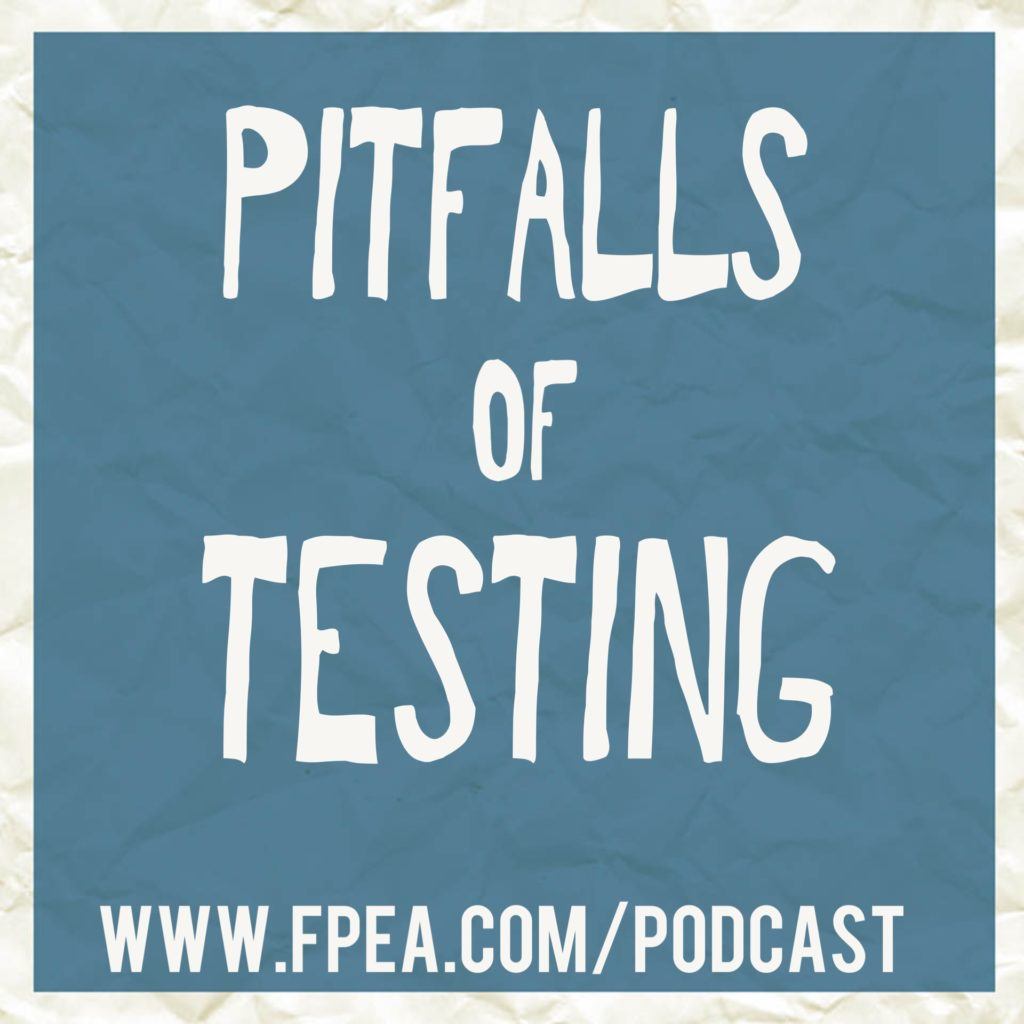 Pitfalls of testing