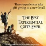 best experiential gifts ever