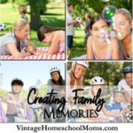 Summertime Making Family Memories