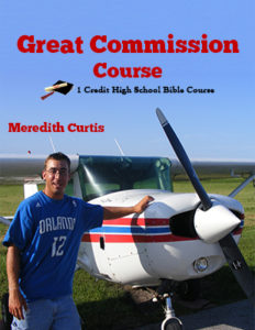 Great Commission Course by Meredith Curtis