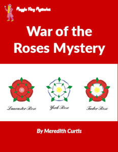 Maggie King Mysteries: War of the Roses Mystery by Meredith Curtis