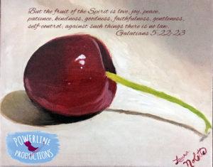 PLP Ad - Galatians 5:22-23